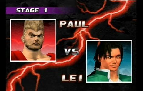 Screenshot Thumbnail Media File 2 For Tekken 3 U